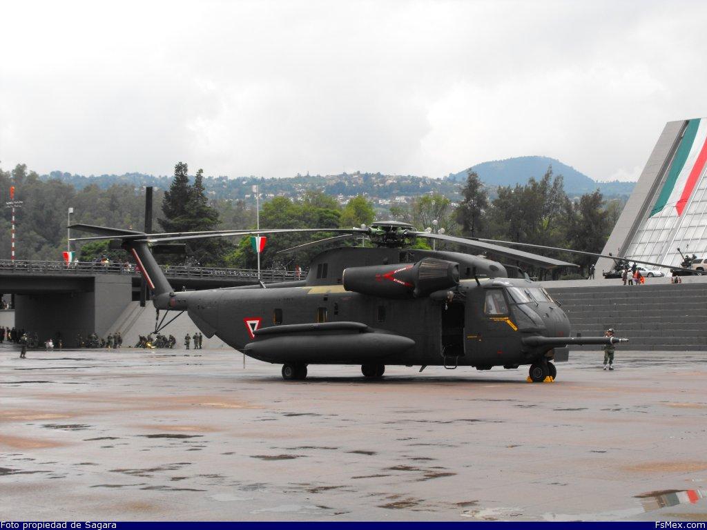 Aerea foto fuerza mexicana